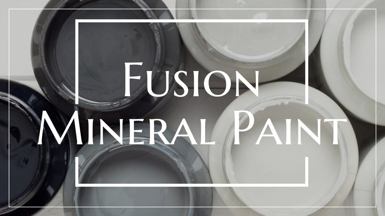 Fusion Mineral Paint Stockist