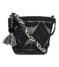 Load image into Gallery viewer, Geometric Textured Crossbody Bag - Just Jamie