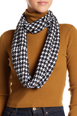 Houndstooth Knit Eternity