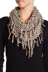 Fringe Two Tone Eternity - Just Jamie