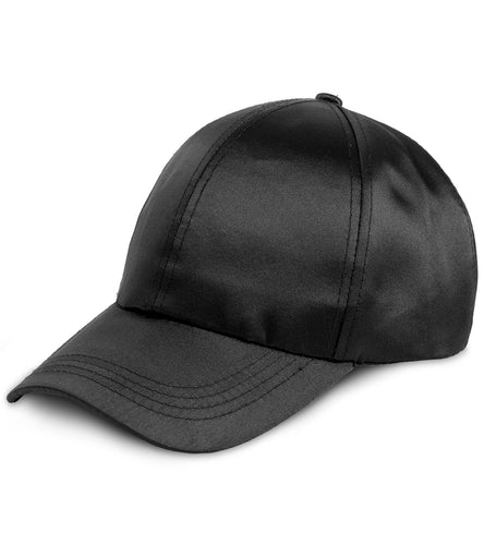 Satin Baseball Cap - Just Jamie