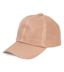 Perforated Baseball Cap