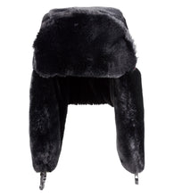 Load image into Gallery viewer, Solid Faux Fur Trapper - Just Jamie