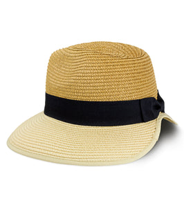 Two Tone Garden Hat - Just Jamie