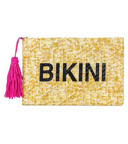 Bikini Insulated Beach Bag - Just Jamie