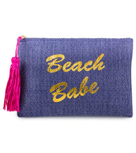 Load image into Gallery viewer, Beach Babe Insulated Bikini Bag - Just Jamie