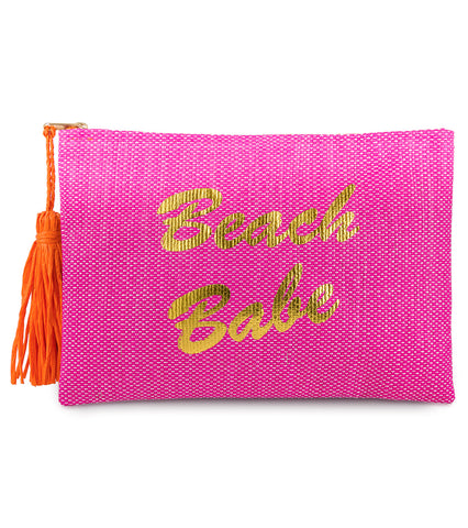 Beach Babe Insulated Bikini Bag - Just Jamie