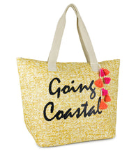 Load image into Gallery viewer, Going Coastal Insulated Tote Bag - Just Jamie