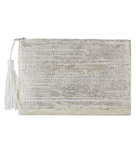 Load image into Gallery viewer, Striped Metallic Bag - Just Jamie