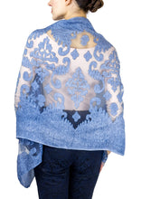 Load image into Gallery viewer, Burnout Brocade Dressy Wrap - Just Jamie