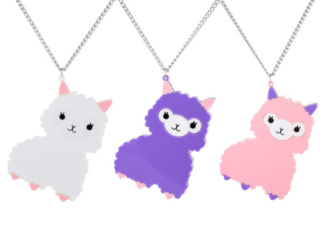 Alpaca Necklace