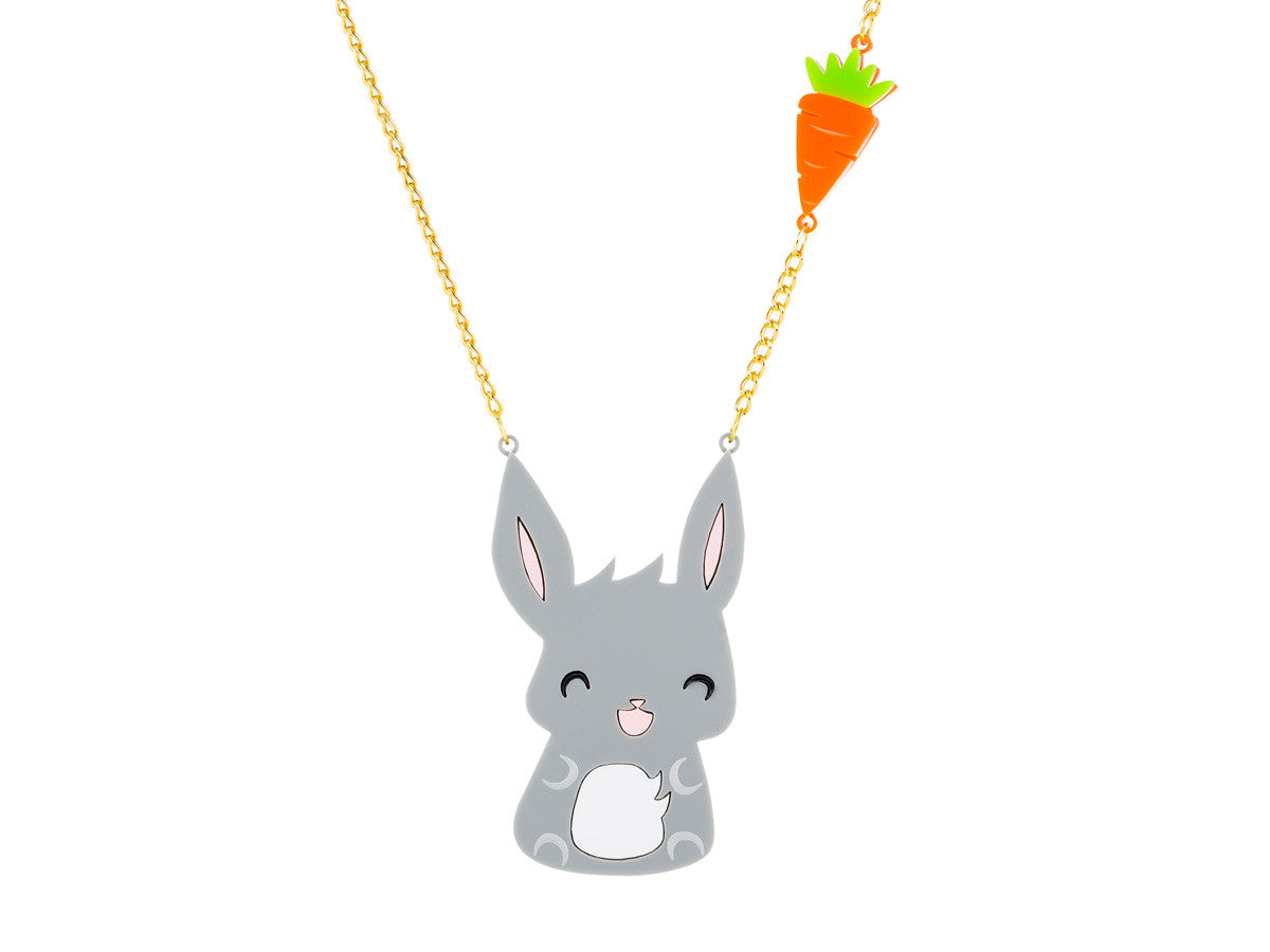 Bunny Necklace -  - 1