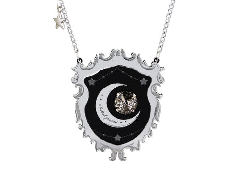 Celestial Princess necklace (black)