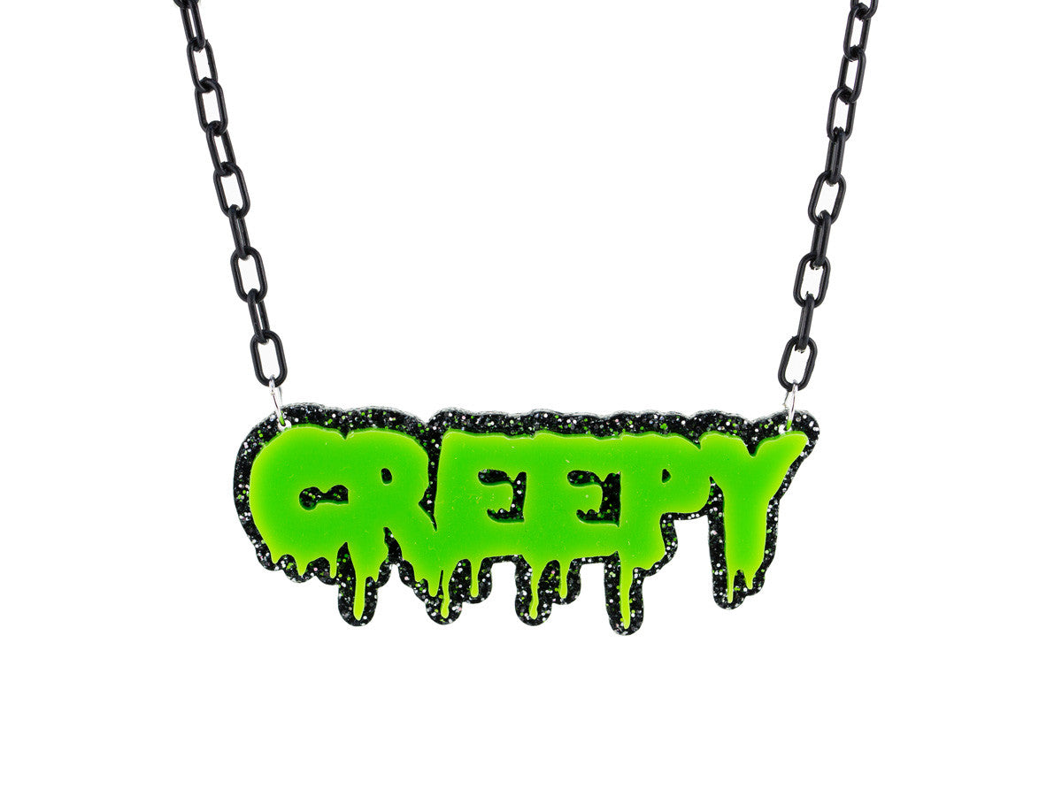 Creepy Necklace -  - 1