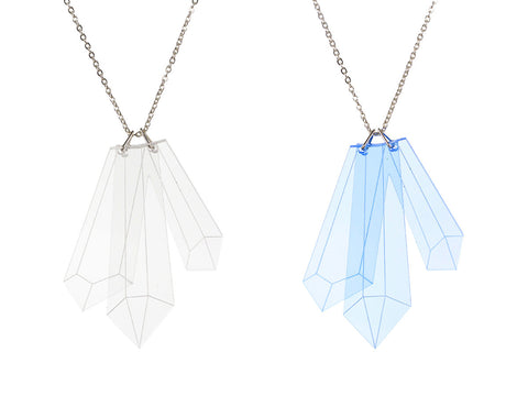 Crystal Shard Necklace (LIMITED)