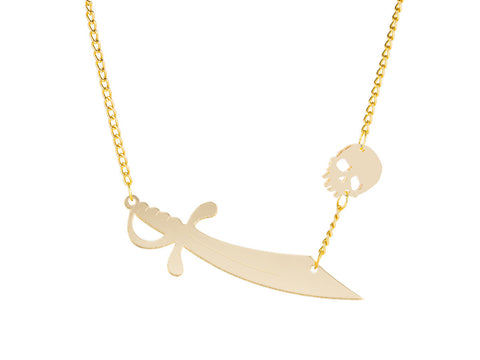 Cutlass Necklace