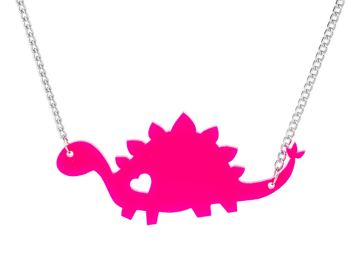 Dippy Dino Necklace -