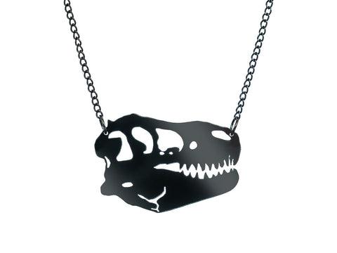 Dinosaur Skull Necklace