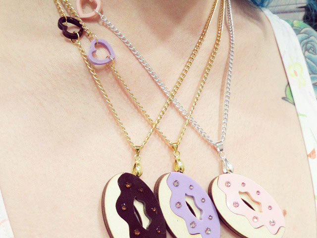Doughnut Necklace (LIMITED) -  - 5