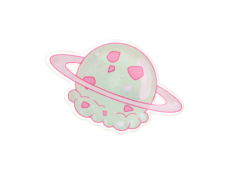 Ice Cream Planet Brooch (LIMITED)