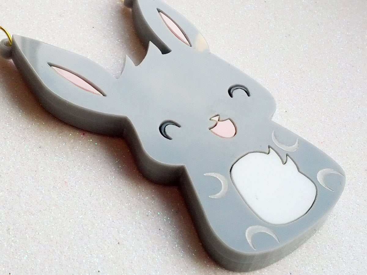 Bunny Necklace -  - 2