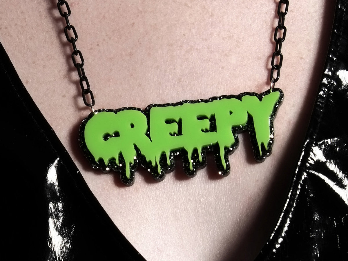 Creepy Necklace -  - 2