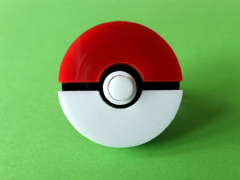Pokéball Ring (LIMITED)