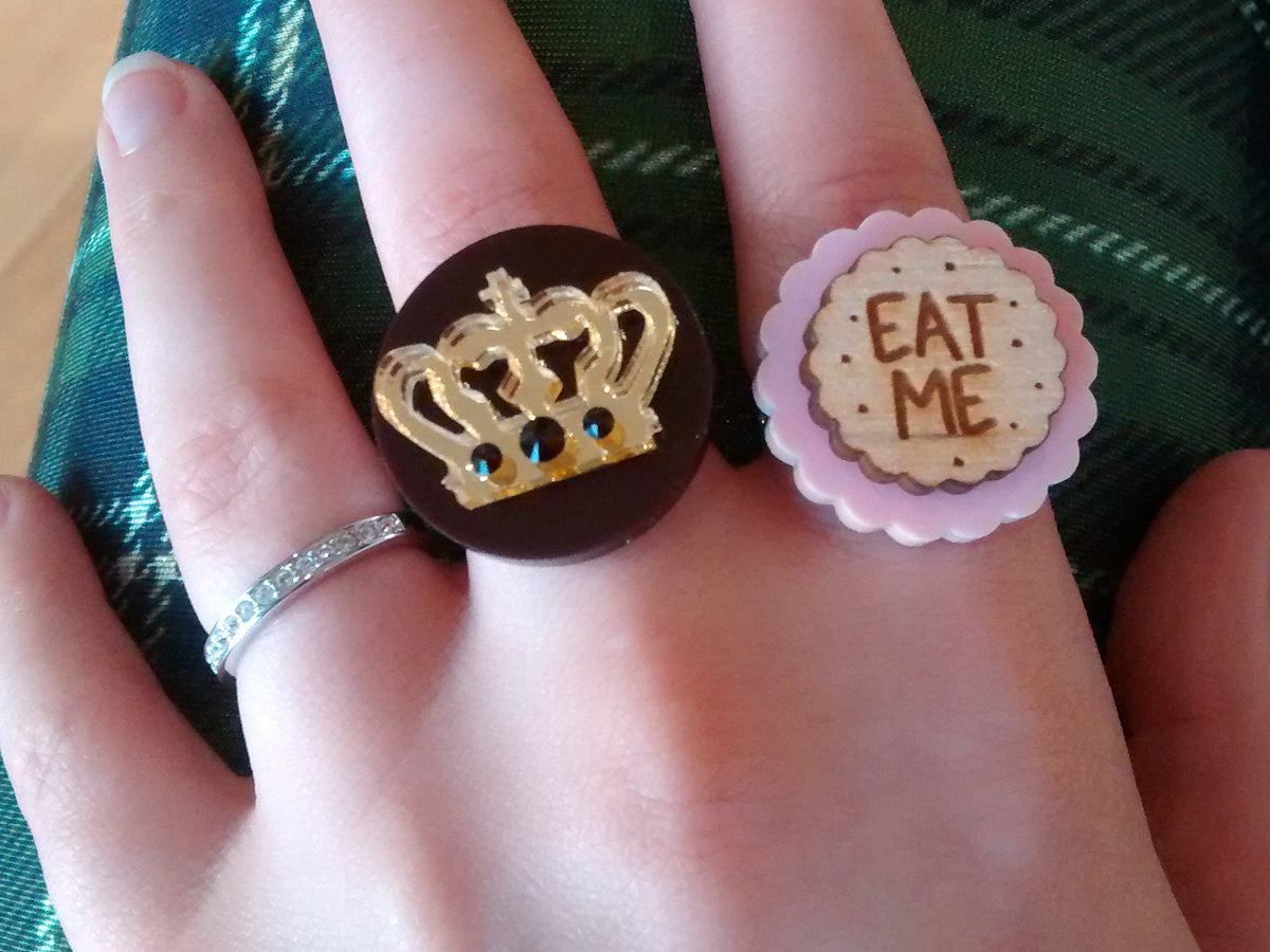 Royal Chocolate Ring -  - 2