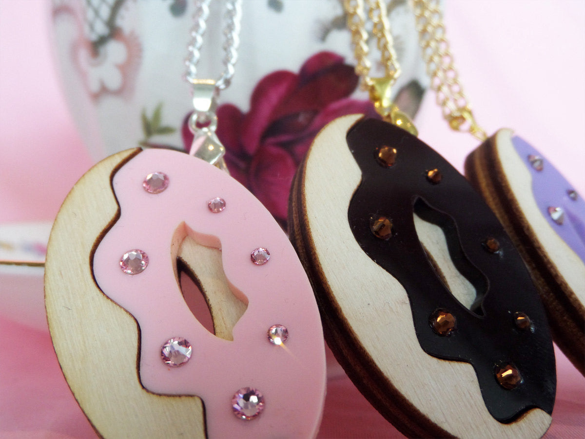 Doughnut Necklace (LIMITED) -  - 4