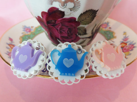 Teapot Ring (LIMITED)