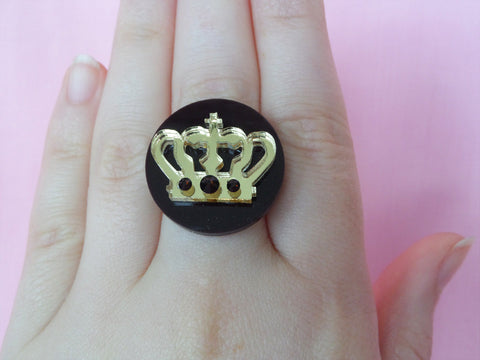 Royal Chocolate Ring