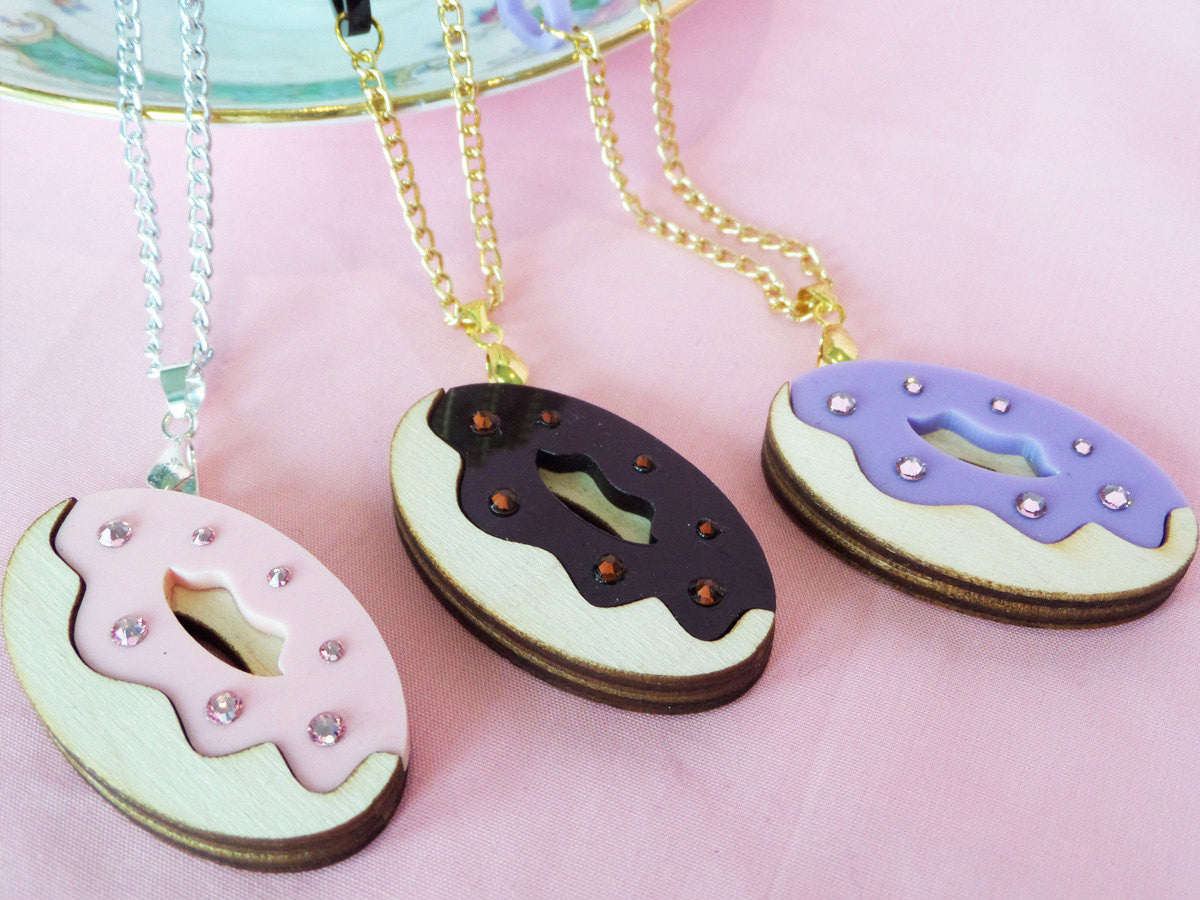 Doughnut Necklace (LIMITED) -  - 2