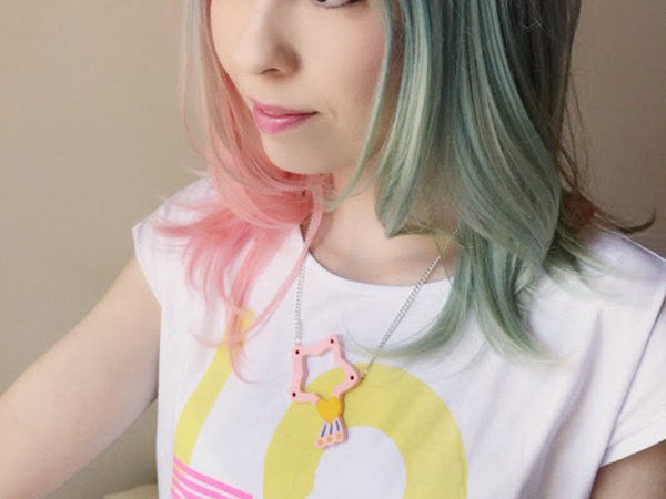 Creamy Mami Necklace -  - 2