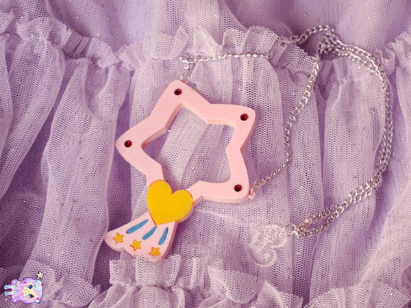 Creamy Mami Necklace -  - 1