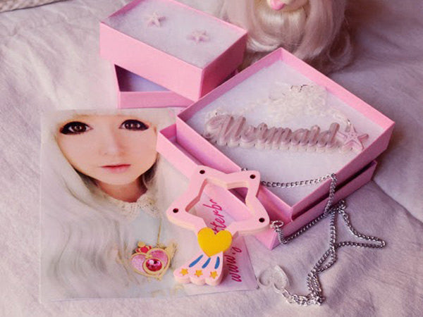 Creamy Mami Necklace -  - 3