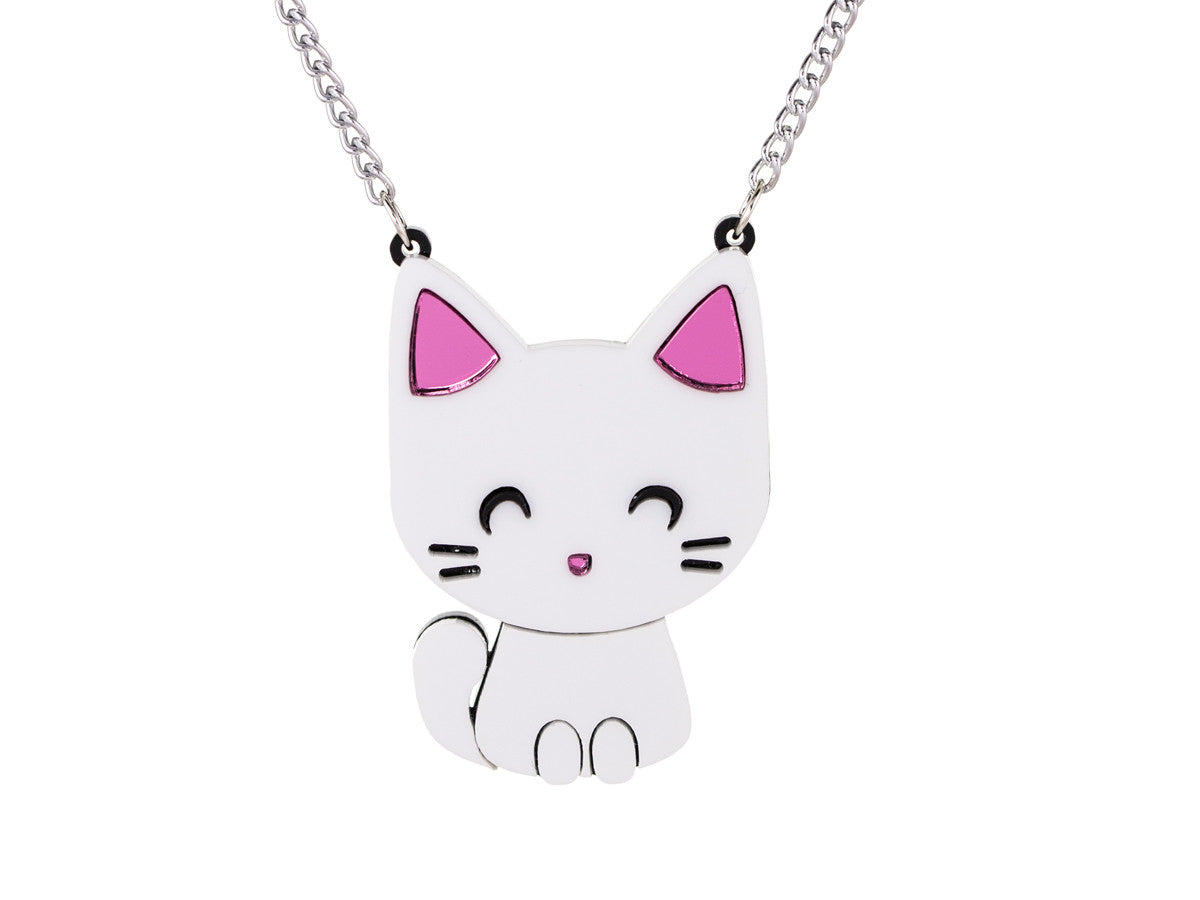 Kitty Necklace -  - 1
