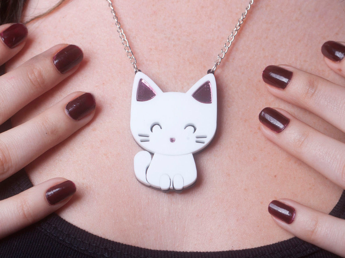 Kitty Necklace -  - 2