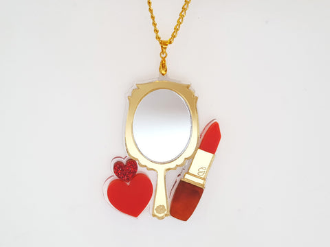 Make Me Up Necklace