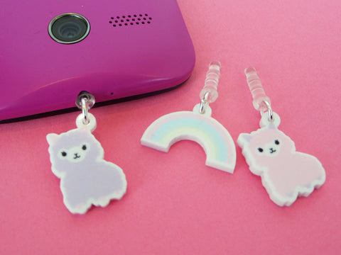 Alpaca Rainbow Dust Plug