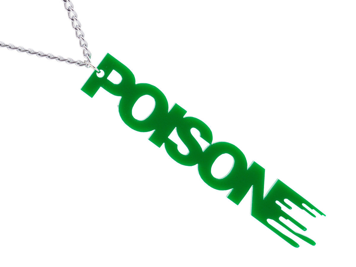 Poison Necklace - Glitterbomb