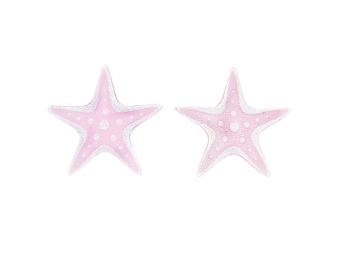 Mermaid Starfish Earrings