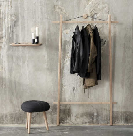 Andersen Furniture Clothes Rack tøjstativ ask