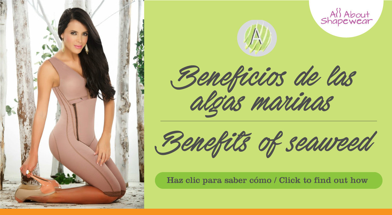 Beneficios de las algas marinas / Benefits of seaweed