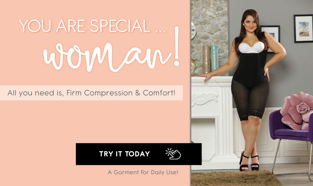 Fajas Colombianas Daily Use Compression Garments