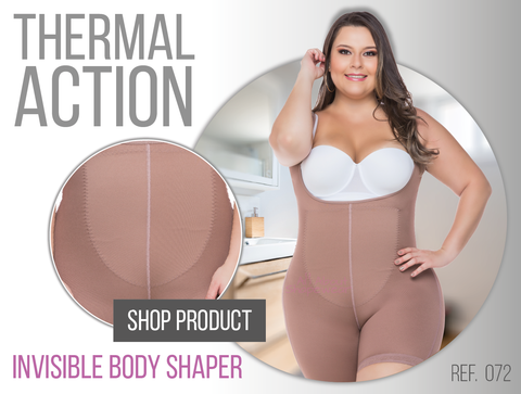 3114e24fb83c1 This Colombian shapewear medium compression is perfect for weight loss  thanks to its thermal action that produces sauna effect decreasing  accumulated fat ...
