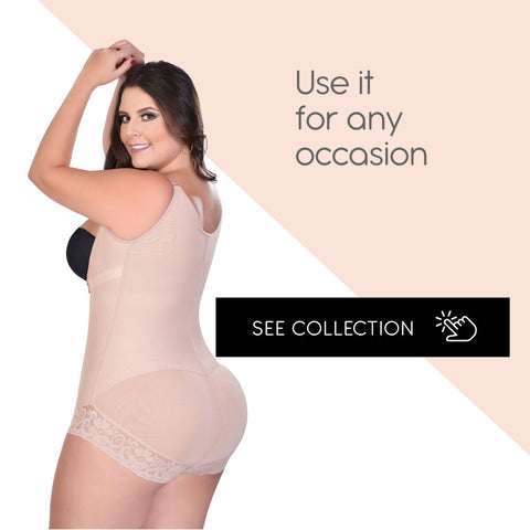 Colombian Body shaper daily use