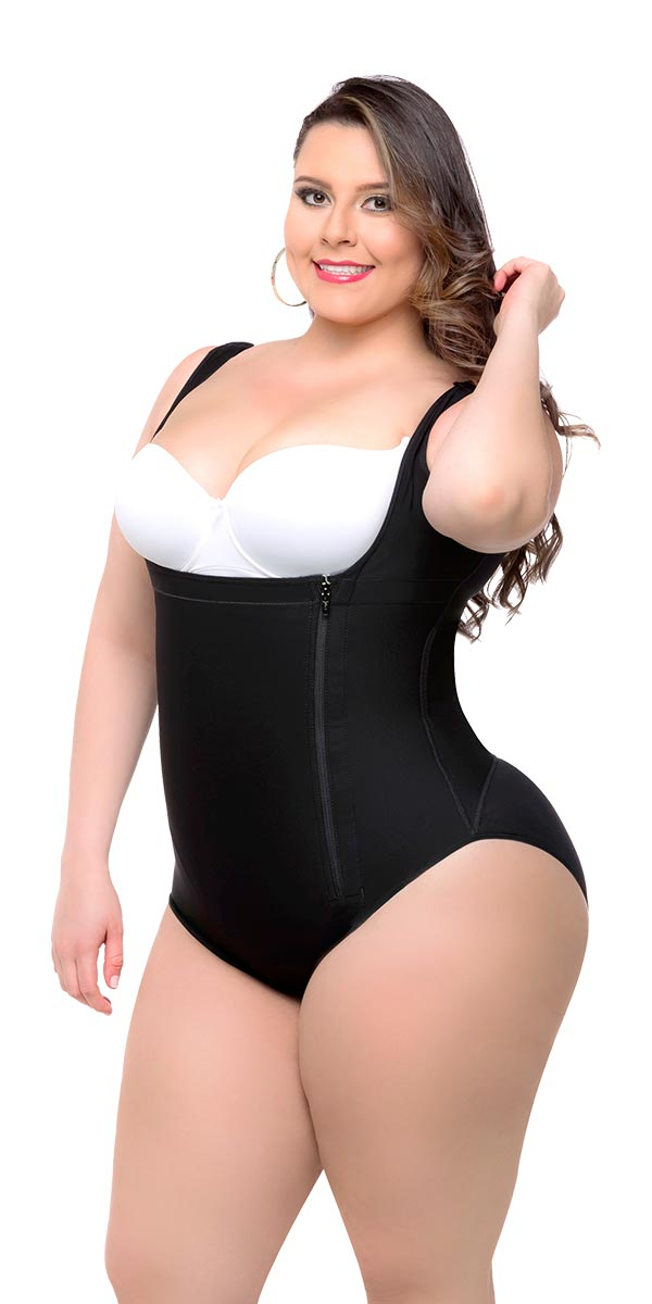 ad905391c5e2b Fajas Colombianas Body Shaper Plus Size Panty Style High Compression Ref  019 - Fajas Colombianas Shapewear
