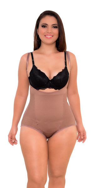 56a6ef3fdbe Fajas Colombianas-Invisible Body Shaper with Medium Compression Thermal  Action Ref - 071 - Fajas