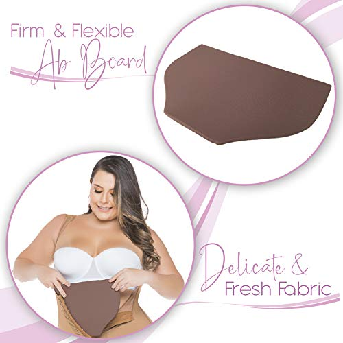 "Abdominal Board Post Surgery Tummy Tuck & Lipo Foam AB Board 13"" Wide/Tabla Abdominal - Fajas Colombianas Shapewear"