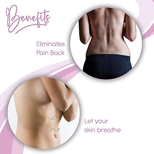 Lumbar Molder Post Surgical BBL & Liposuction Back Board - Moldeador Lumbar Post Surgery Compression Garments For Woman Ideal For Bbl Faja Garment After Surgery - Fajas Colombianas Shapewear
